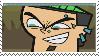 Evil grin Duncan stamp by puccaandgaru1234