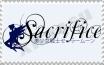 Sacrifice stamp by granger159