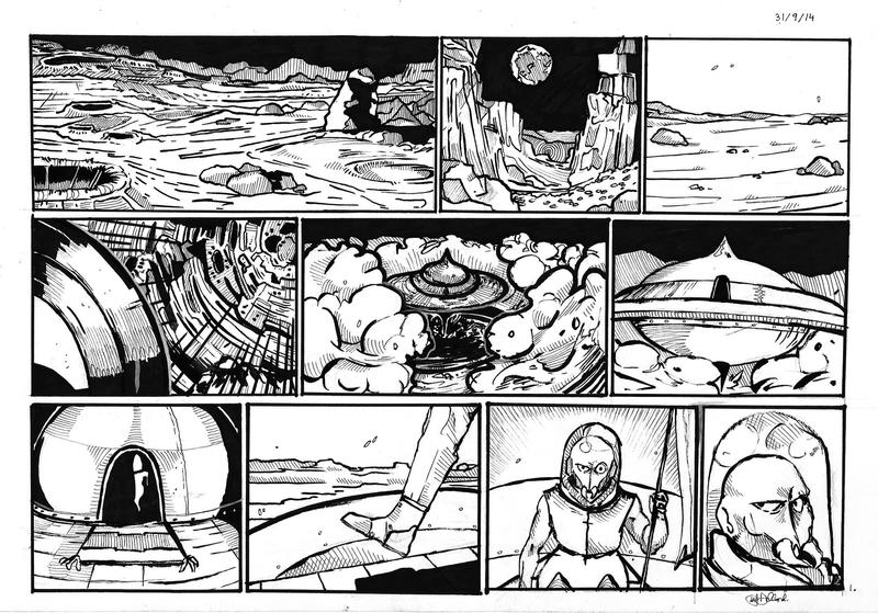 moon storyboard by Pasna45