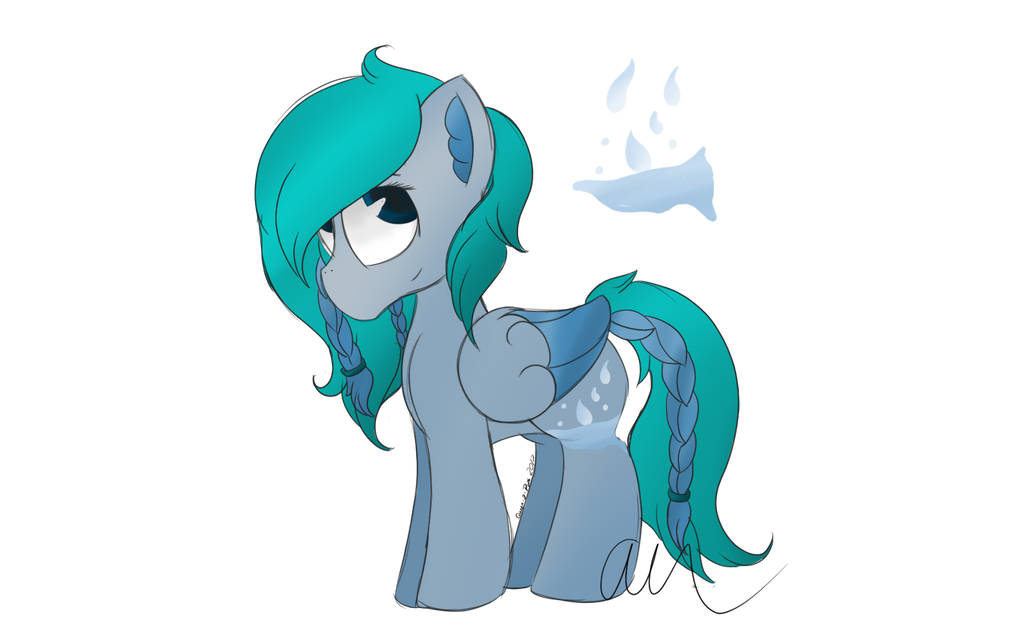 My Oc Made by Aubtnations by Snowdrop05