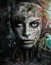 Cyborg of the woods III