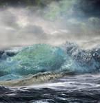 Stranded on ocean planet