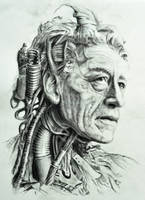 Cyborg Giacometti