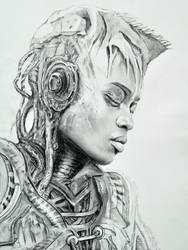 Cyborg of the woods IV