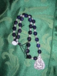 random bead work by Glowyrm13