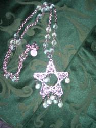 crystal star chain by Glowyrm13