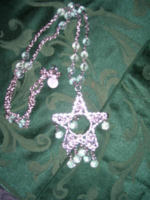 crystal star chain
