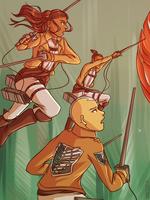 battle cry by Zethia
