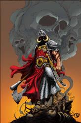 Death Dealer by firepunk626