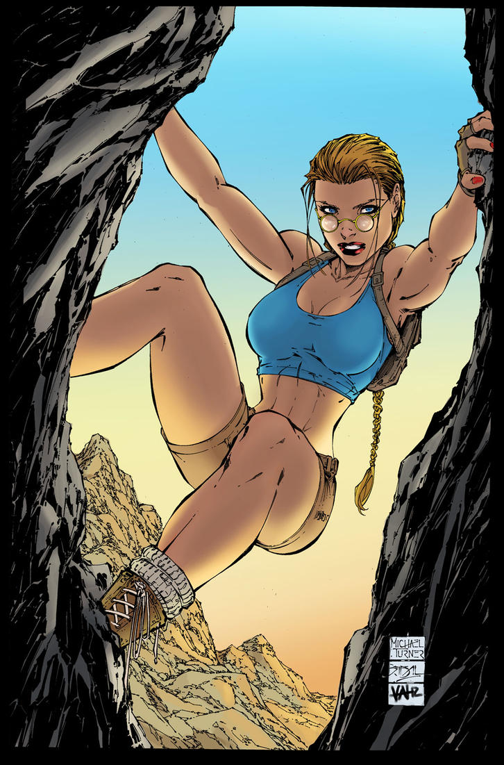 Lara croft getting pregnant by creature cartoon pictures