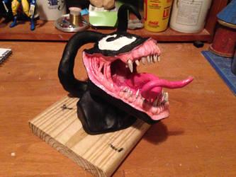 Venom Bust Angle 2