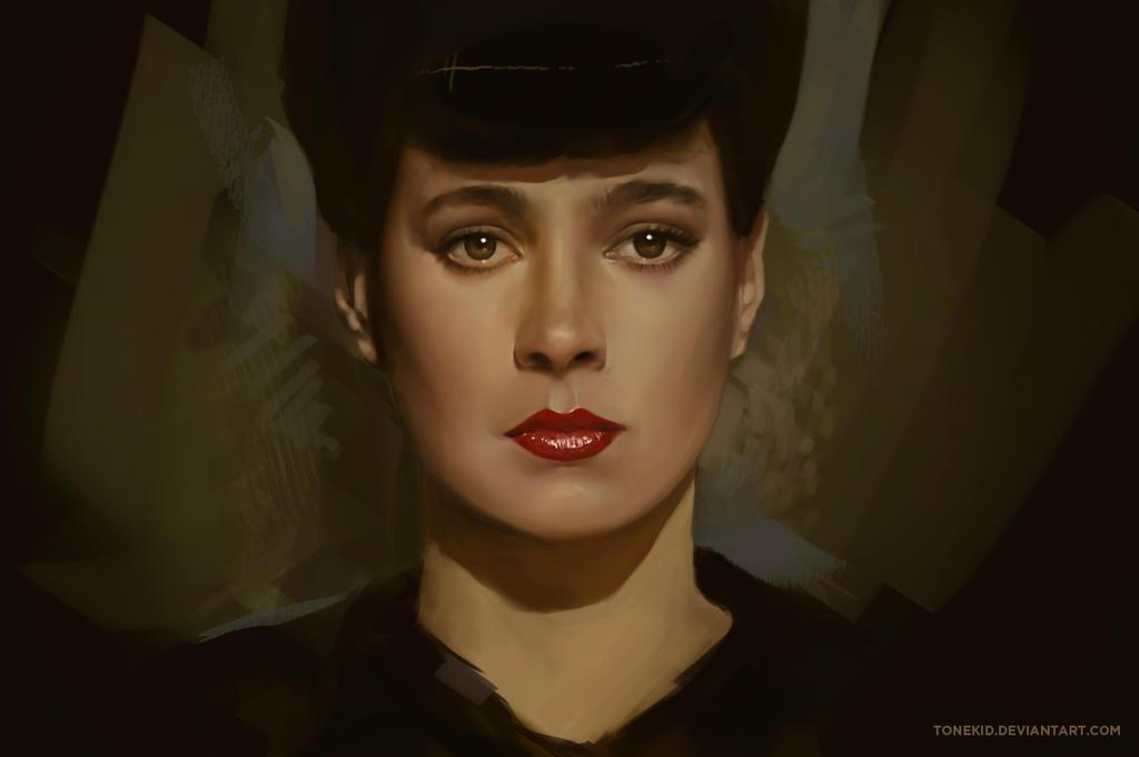 Blade Runner by TONEKID