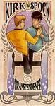 Kirk/Spock - Transcendence