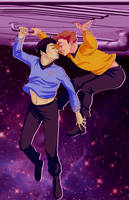 Space Husbands - ZeroG by anifanatical