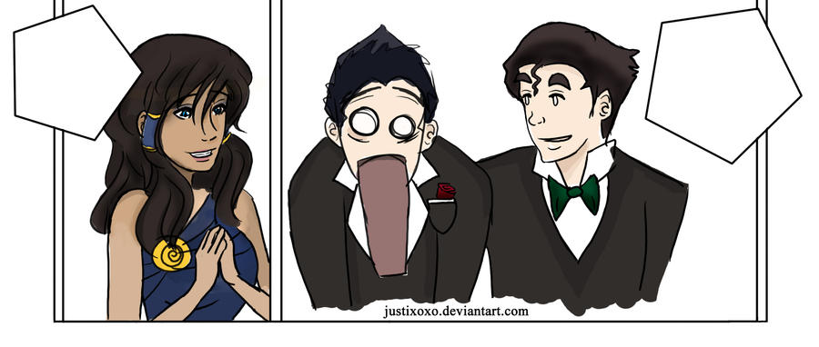 Makorra Caption Game! by justixoxo on DeviantArt