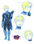 Dimitri Practice (Colored)
