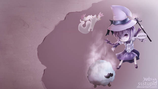 Puella Magi Lulu Magica