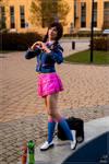 D.Va Academy cosplay