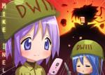 My DWIII Avatar :Lucky Star: