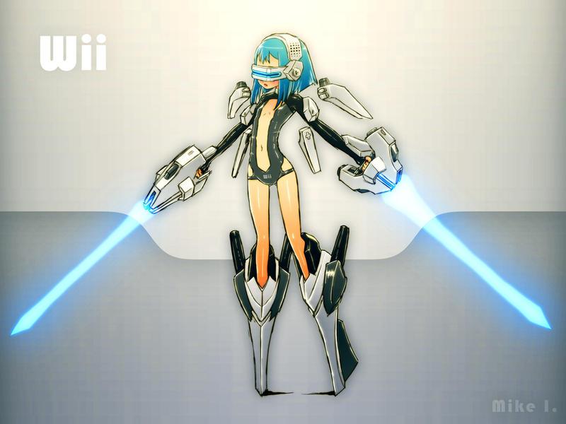 Wii by Mikeinel