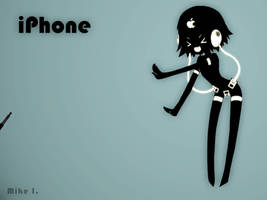 iPhone by Mikeinel