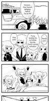 Trying out a 4Koma by Mikeinel