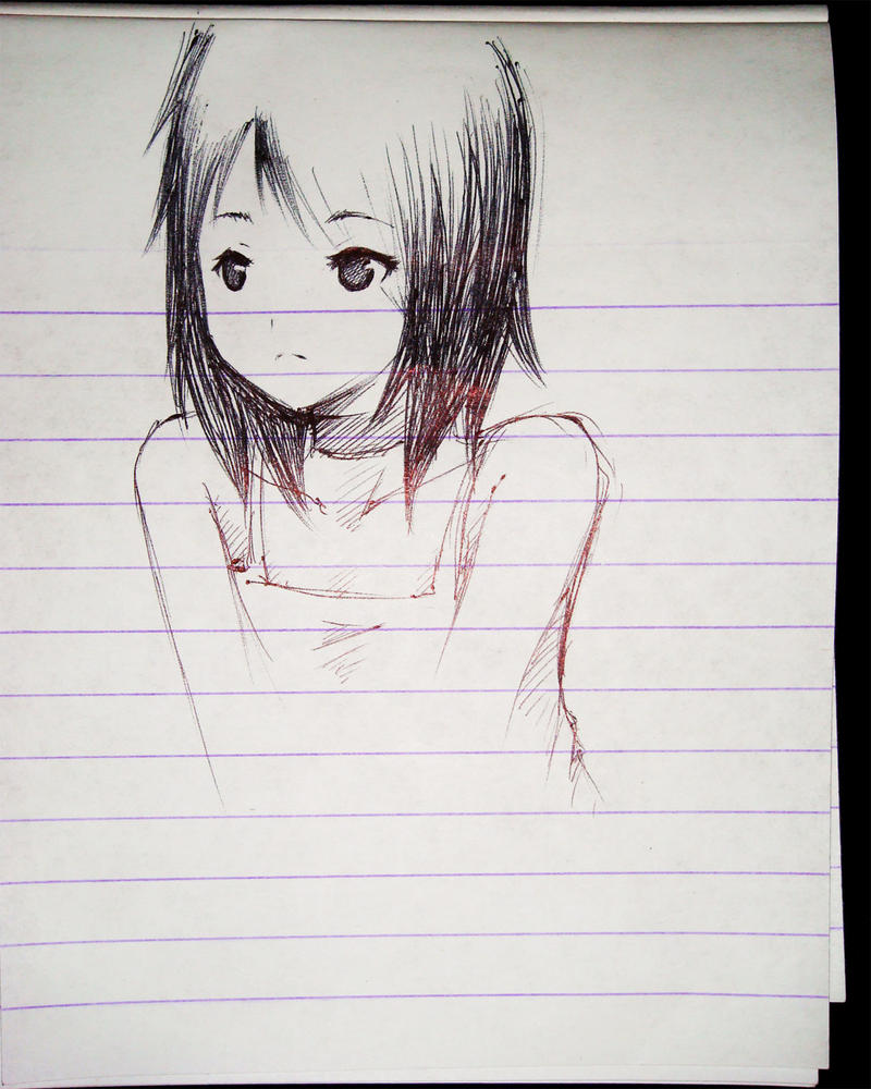 Define Scribble Drawing : High definition scribble by mikeinel on deviantart