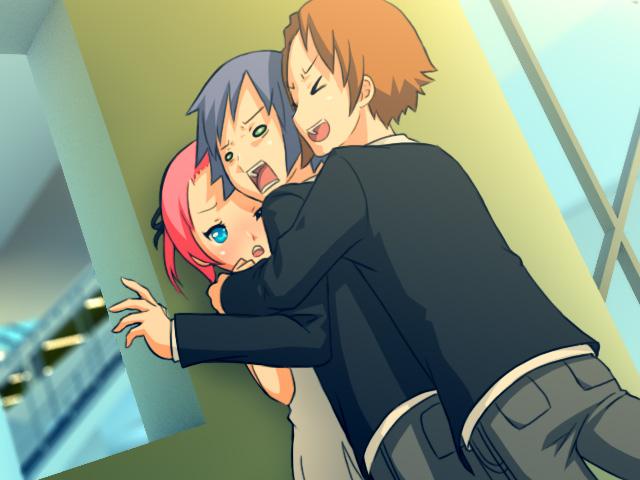 Group hug by mikeinel on deviantart - Anime hug pics ...