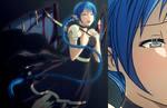 Commission: Blue :Color: