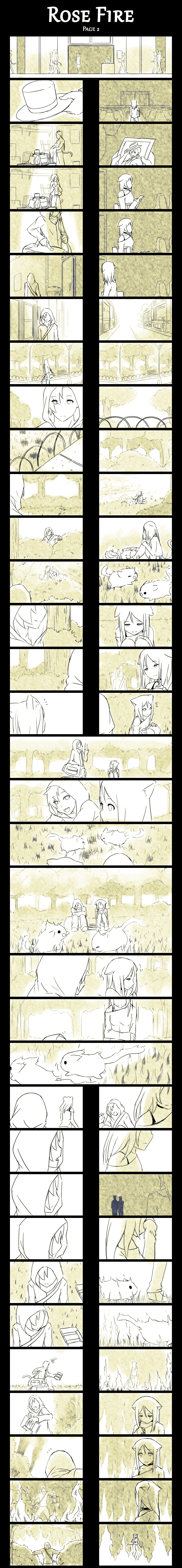 Rose Fire :Page 2: