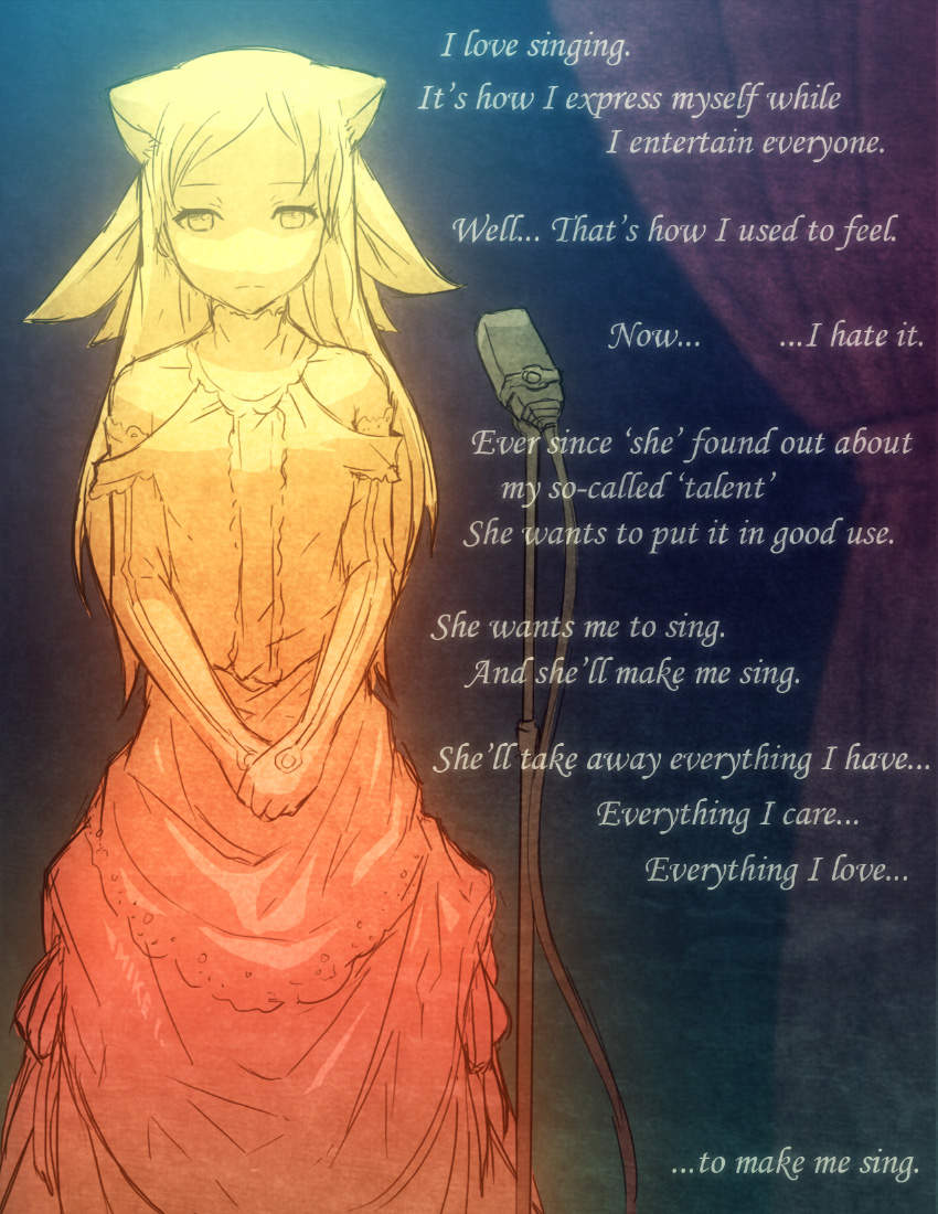 Drawn with Me: To Sing