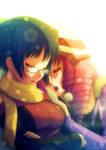 Katawa-Shoujo: Midwinter Artwork