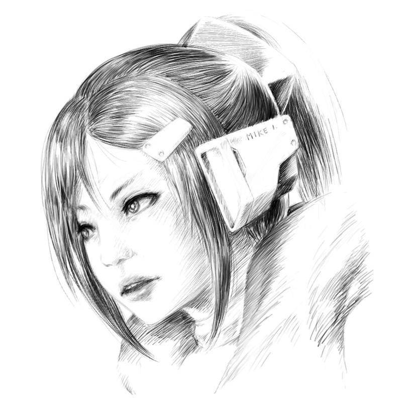 Scribble Drawing Xbox One : Xbox one sketch by mikeinel on deviantart