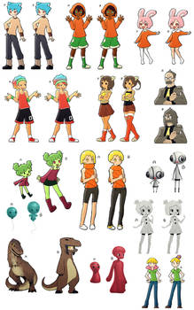 The Amazing World of Gumball: Personified