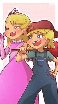 Loud Sisters (Lola+Lana)