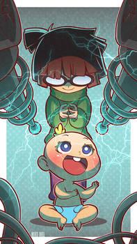 Loud Sisters (Lisa+Lily)