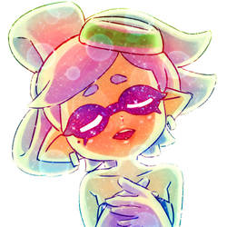 Marie by Mikeinel