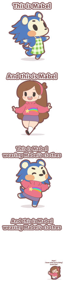 Mabel and Mabel