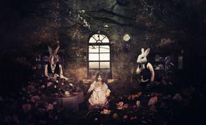 Vague dream by mashanayuki