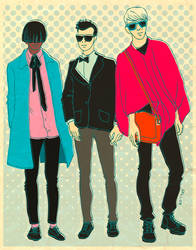 Hipsters by SirLemoncurd