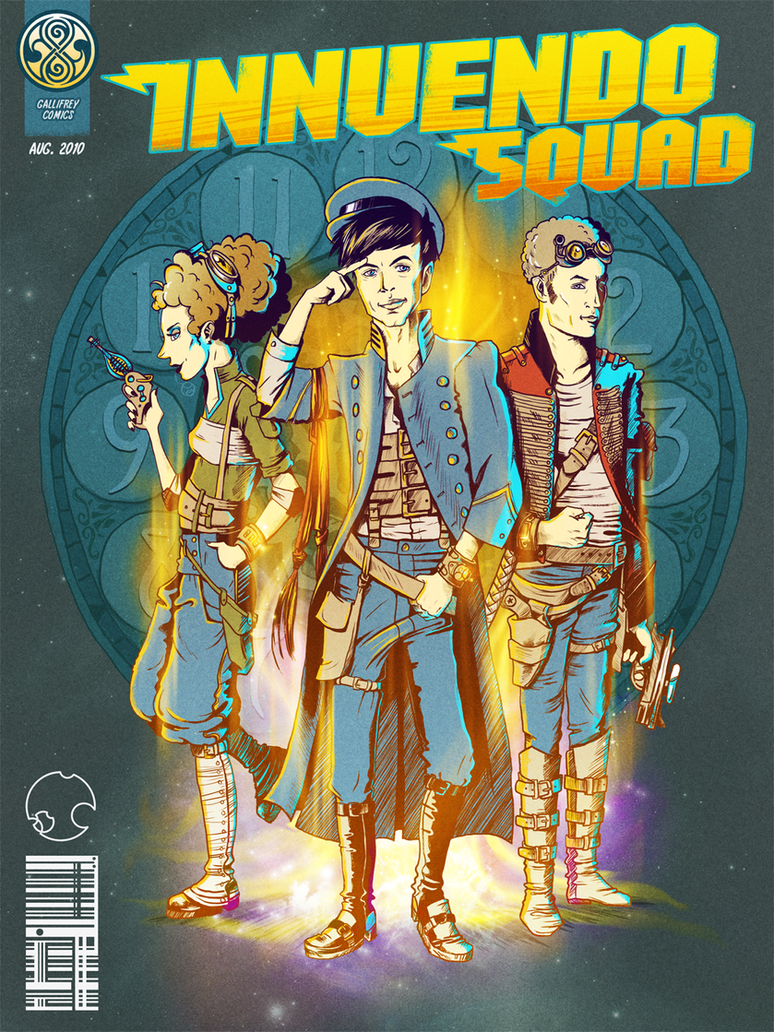 DW+TW - Innuendo Squad by SirLemoncurd