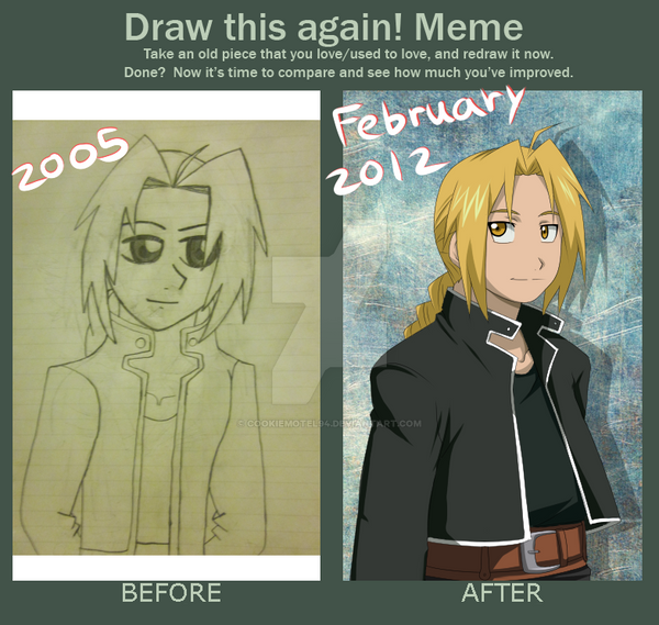 Meme- Before and After by cookiemotel94