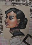 Audrey Colour by morticias