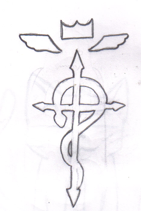 Fullmetal Alchemist Symbol By Neko 4ever On Deviantart