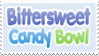 Bittersweet Candy Bowl stamp by KlonoaOfTheWind