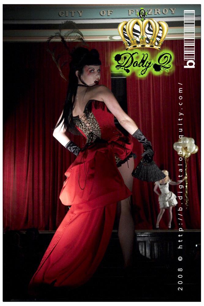 Deadwood Dolly II by Dolly-Q