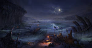 Diablo 3 - Dark Background by ModsReloaded