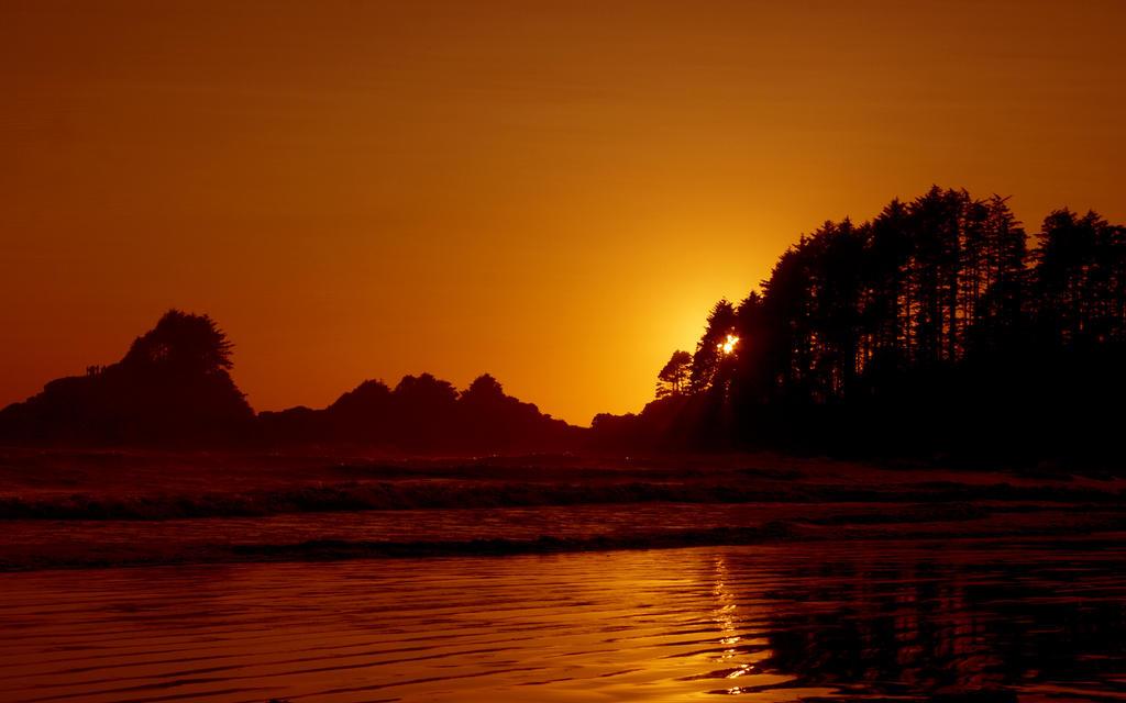 Tofino Sunset By Grant-erb On DeviantArt
