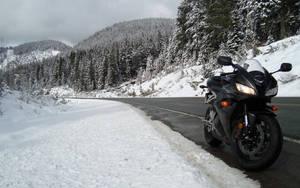 A Honda Winter by grant-erb