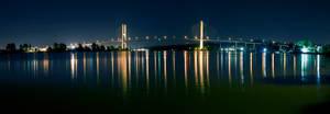 Alex Fraser Bridge by grant-erb